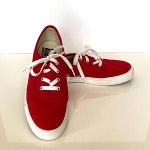 Pro Keds Atheletic Red Sneakers Sz 8